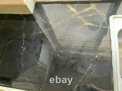 Epoxy Resin Marble Panel 4ftx8ft or made to your choice of size, and color